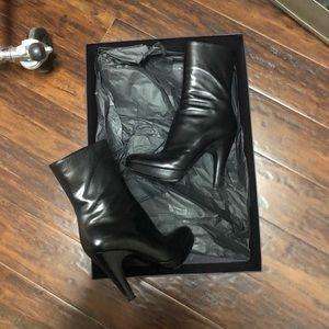 Black Prada Boots